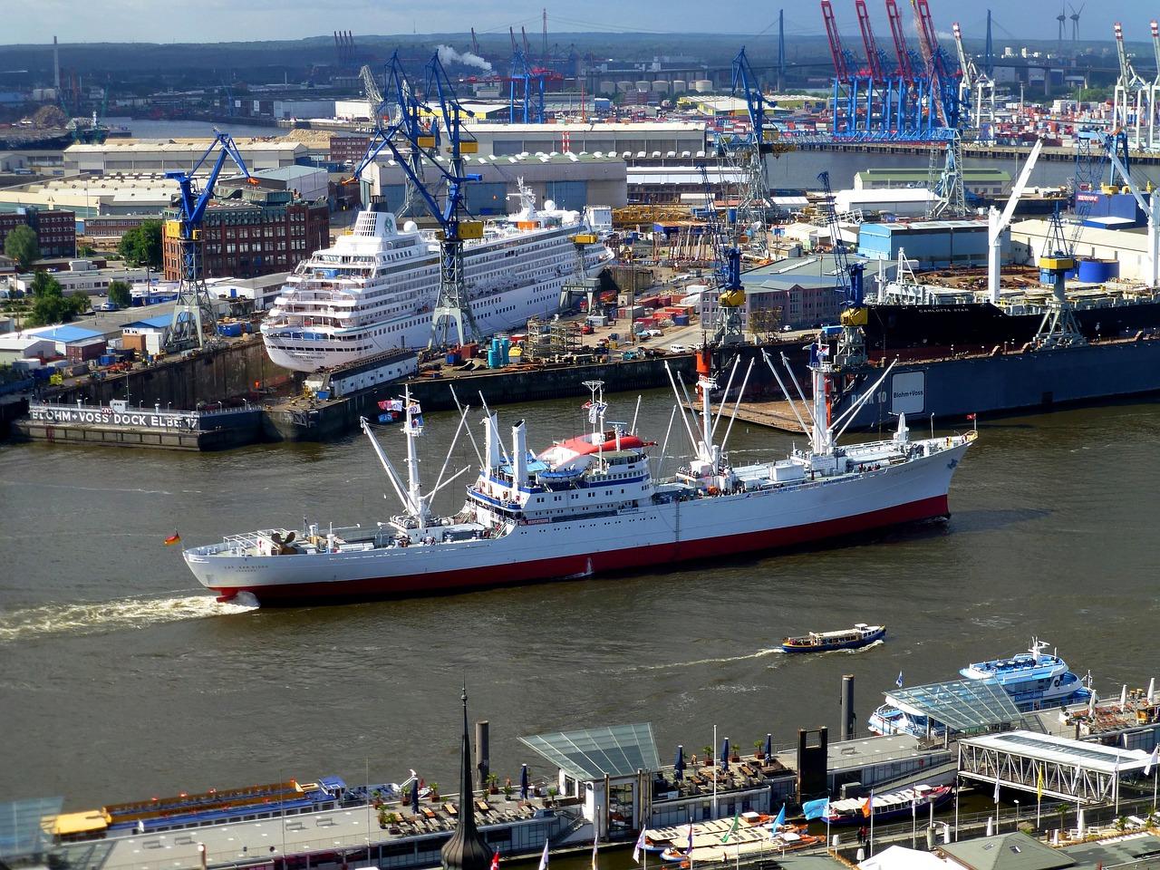 Литва інвестує у проект модернізації українських морських портів