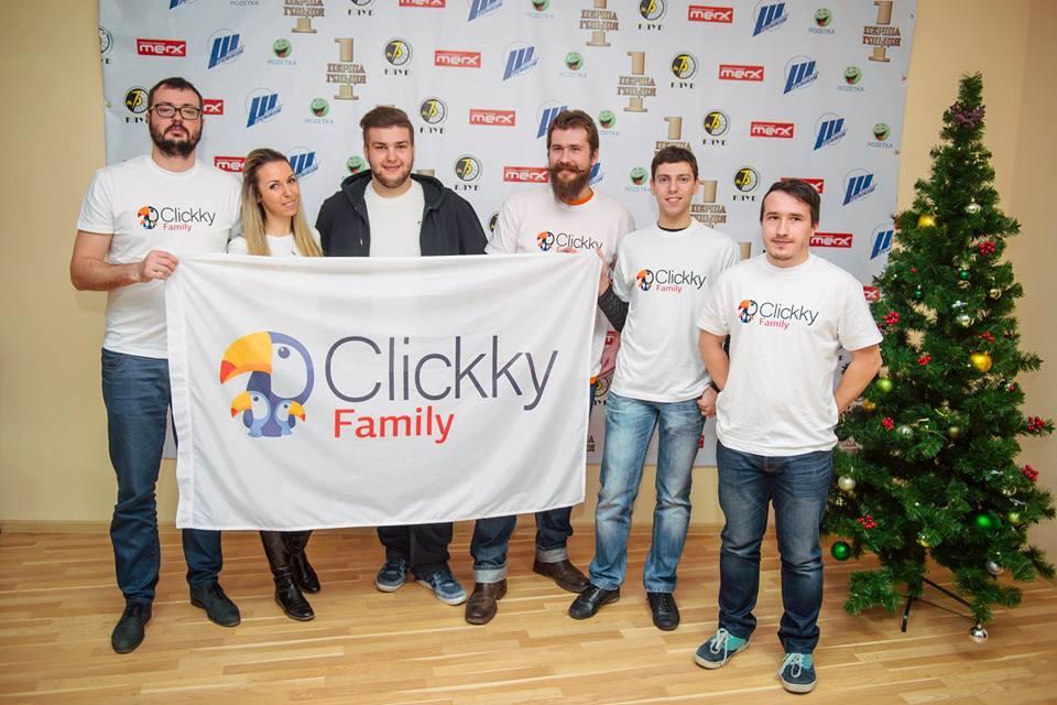 Kateryna Zagrebnjuk, Clickky: «Koly spivrobitnyky ščaslyvi — pracjujuť produktyvniše»