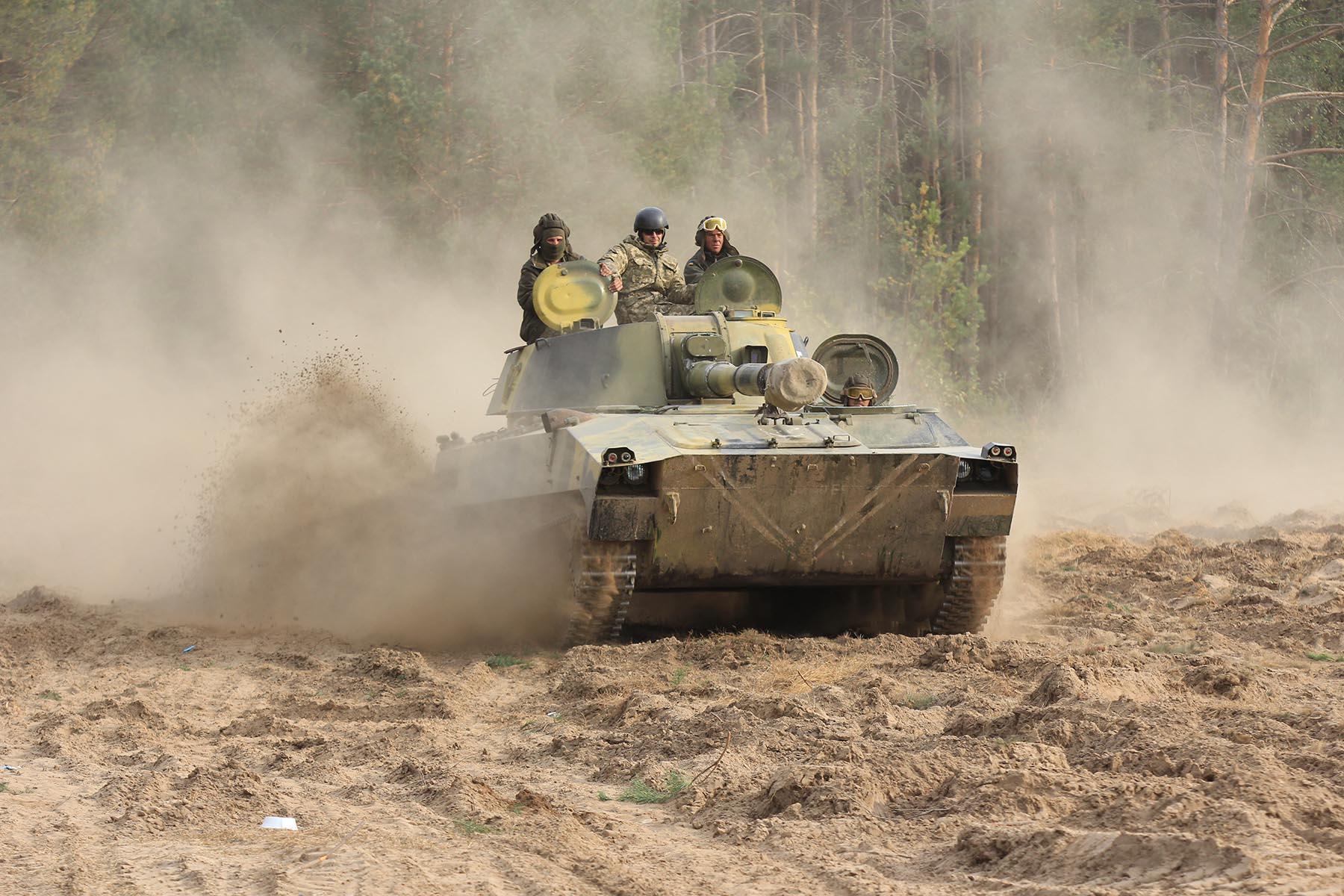 Оприлюднено бюджет України на озброєння у 2018 році