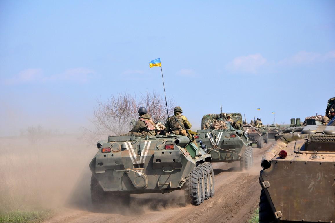 Bronja, bezpilotnyky i «Čornyj djatel» — ščo predstavyla ukraїnśka armija za mynulyj tyždeń