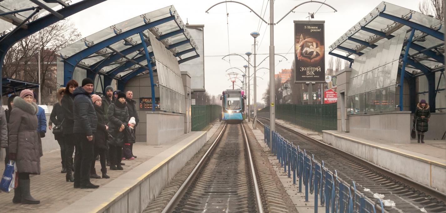 Vid Jaroslava Mudrogo do Malevyča — portretamy vydatnyh ukraїnciv prykrasjať tramvaї