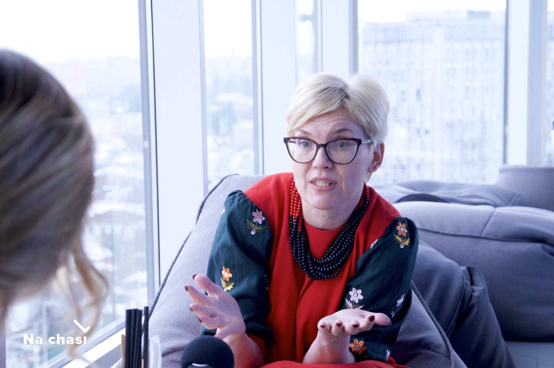 Тетяна Трощинська, «Громадське радіо»: «Свобода слова— цеблаго для громадян»
