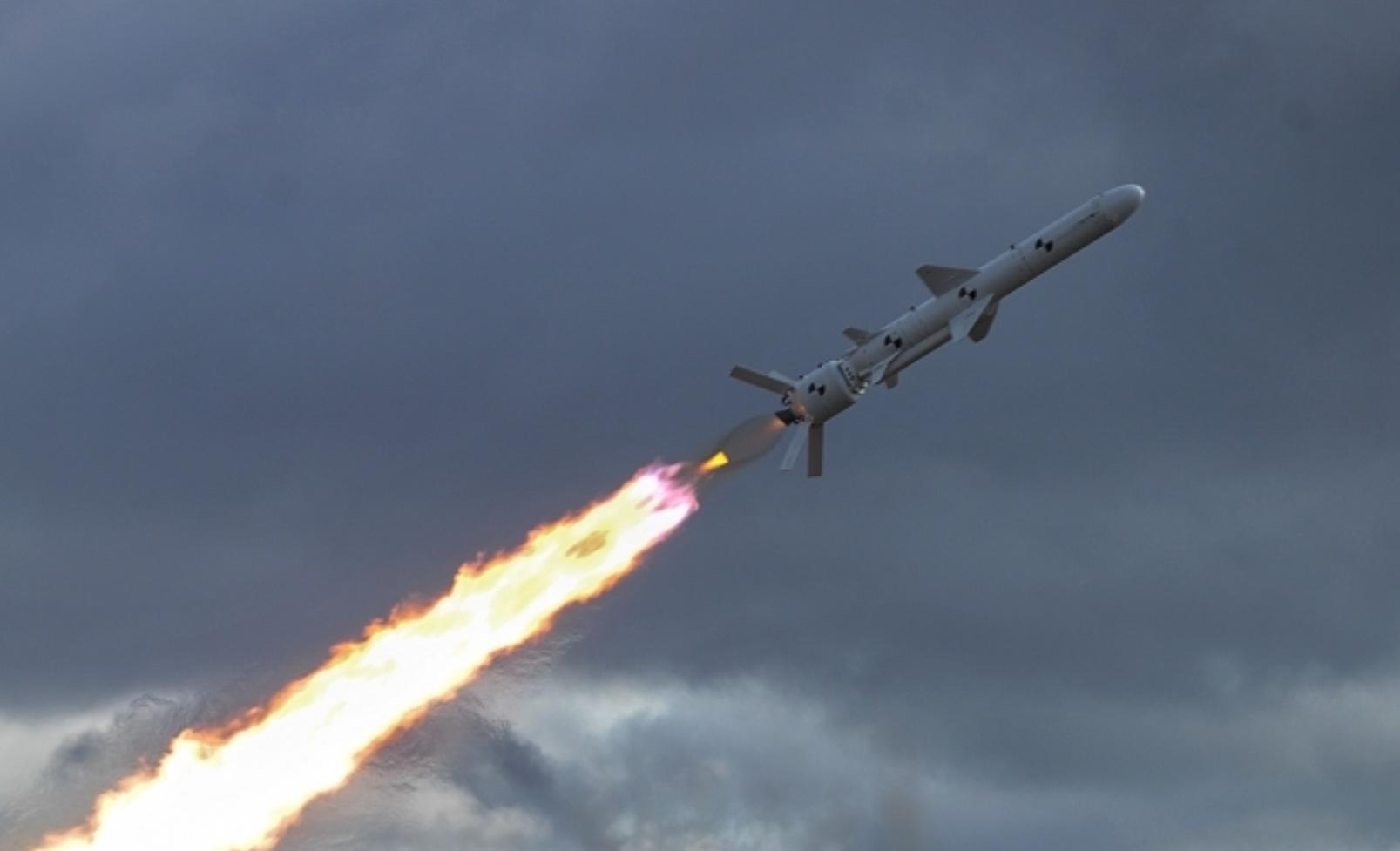 V Ukraїni vperše vyprobuvaly krylatu raketu vlasnogo vyrobnyctva