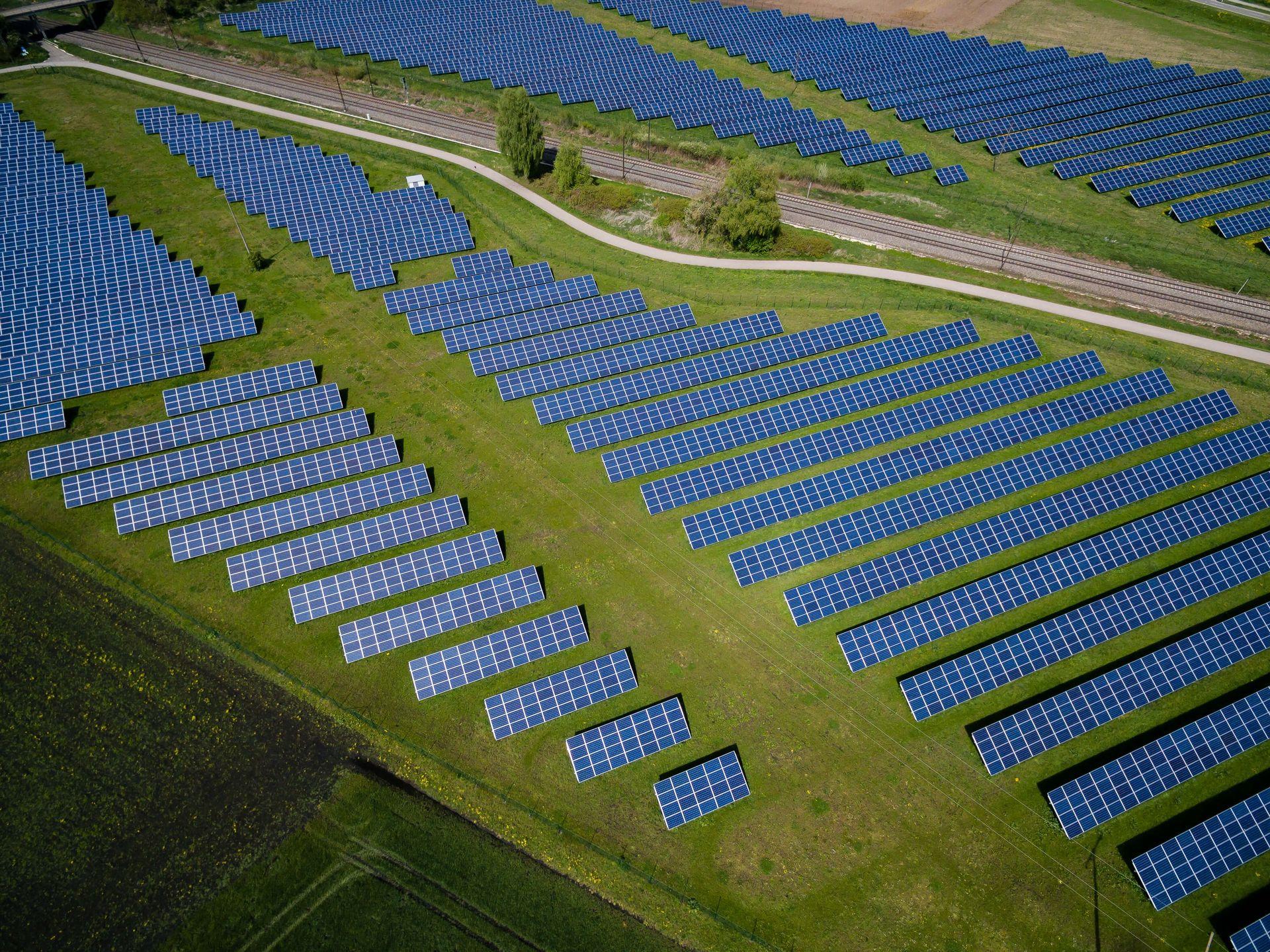 «Ukrtransgaz» počav vyrobljaty energiju vid sonjačnyh batarej
