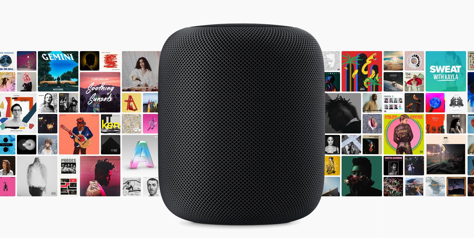 Продажі смарт-колонки від Apple розпочнуться в лютому