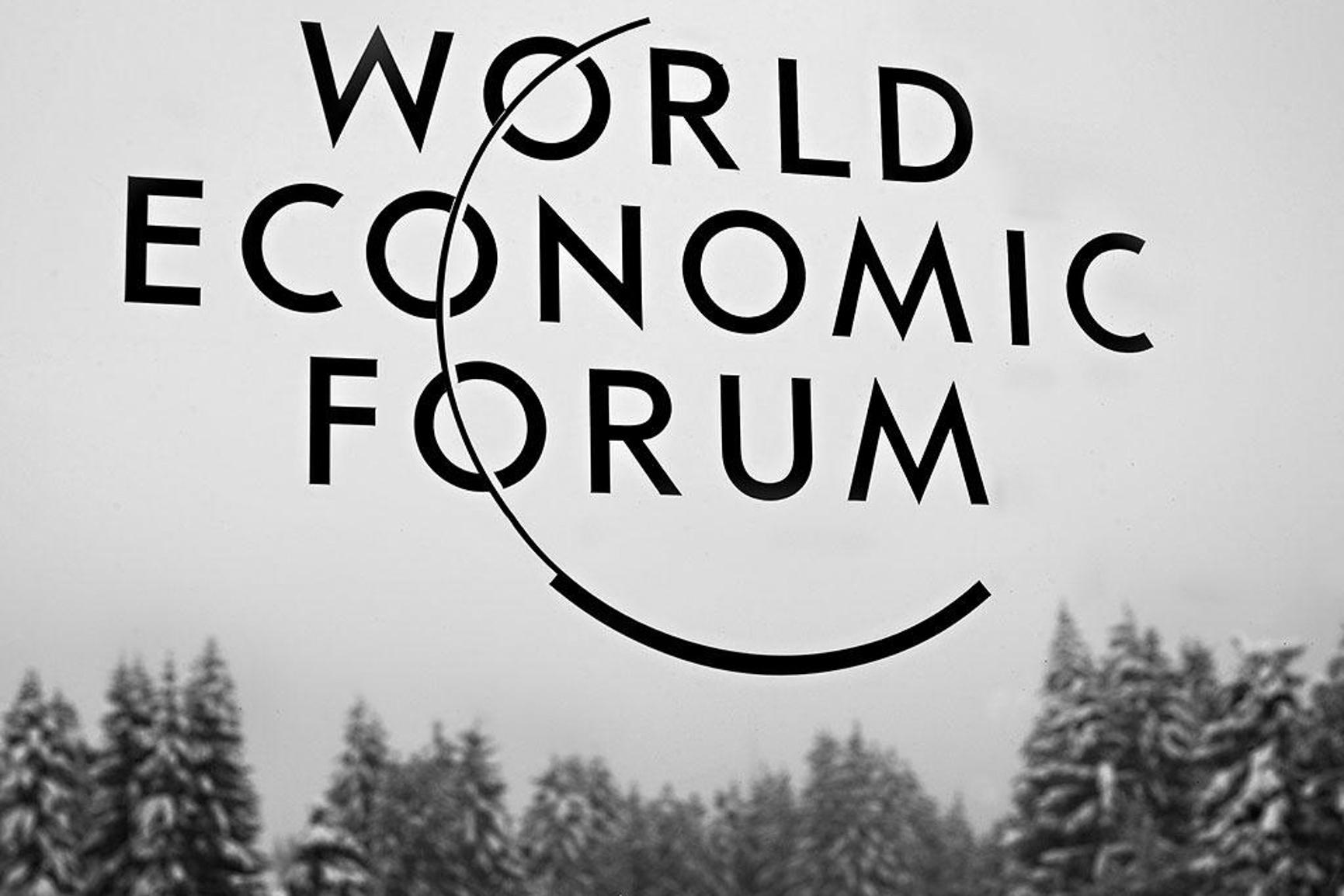 Ukraїnśka delegacija biznesmeniv ta innovatoriv vyrušaje na Forum u Davosi