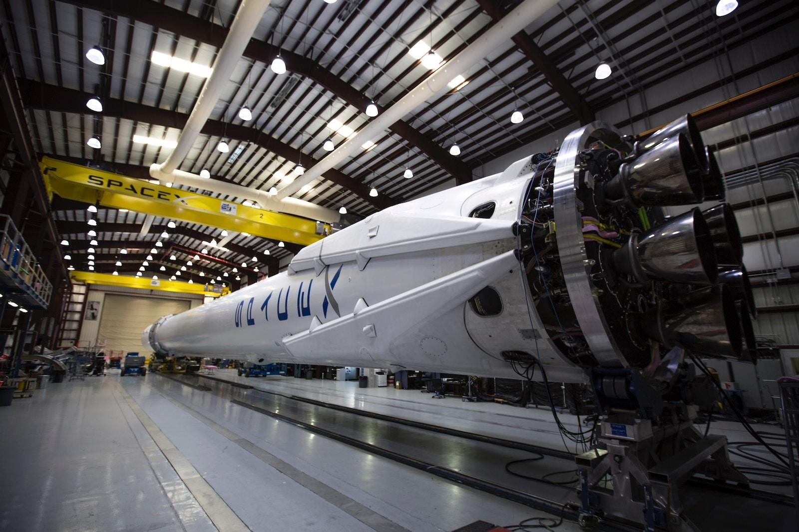 SpaceX запустить свою найбільшу ракету 6 лютого 2018-го