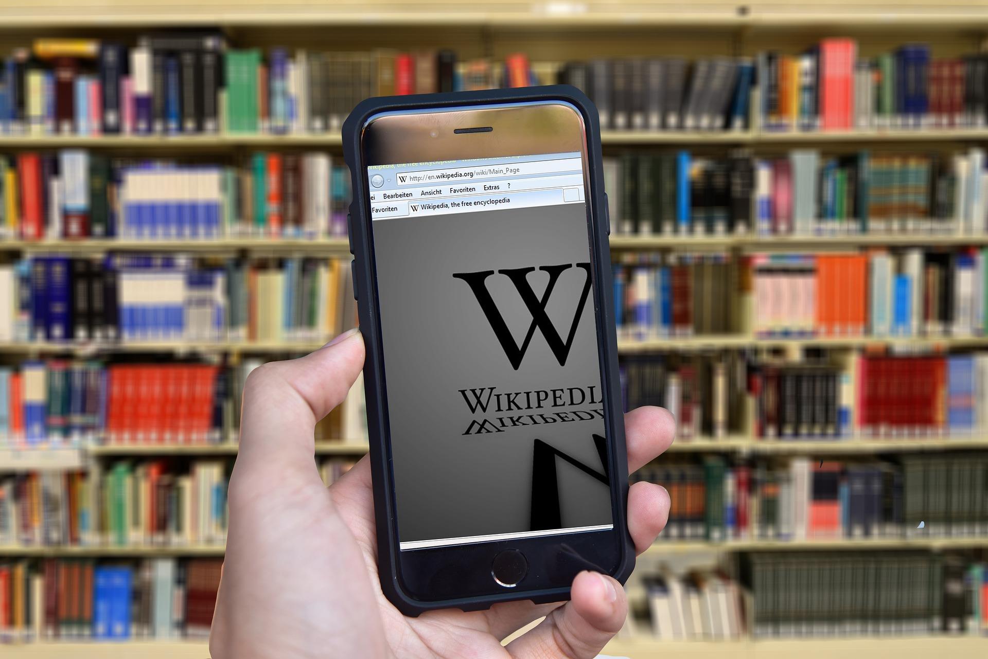 Ukraїnśka Wikipedia potrapyla do TOP-20 u sviti