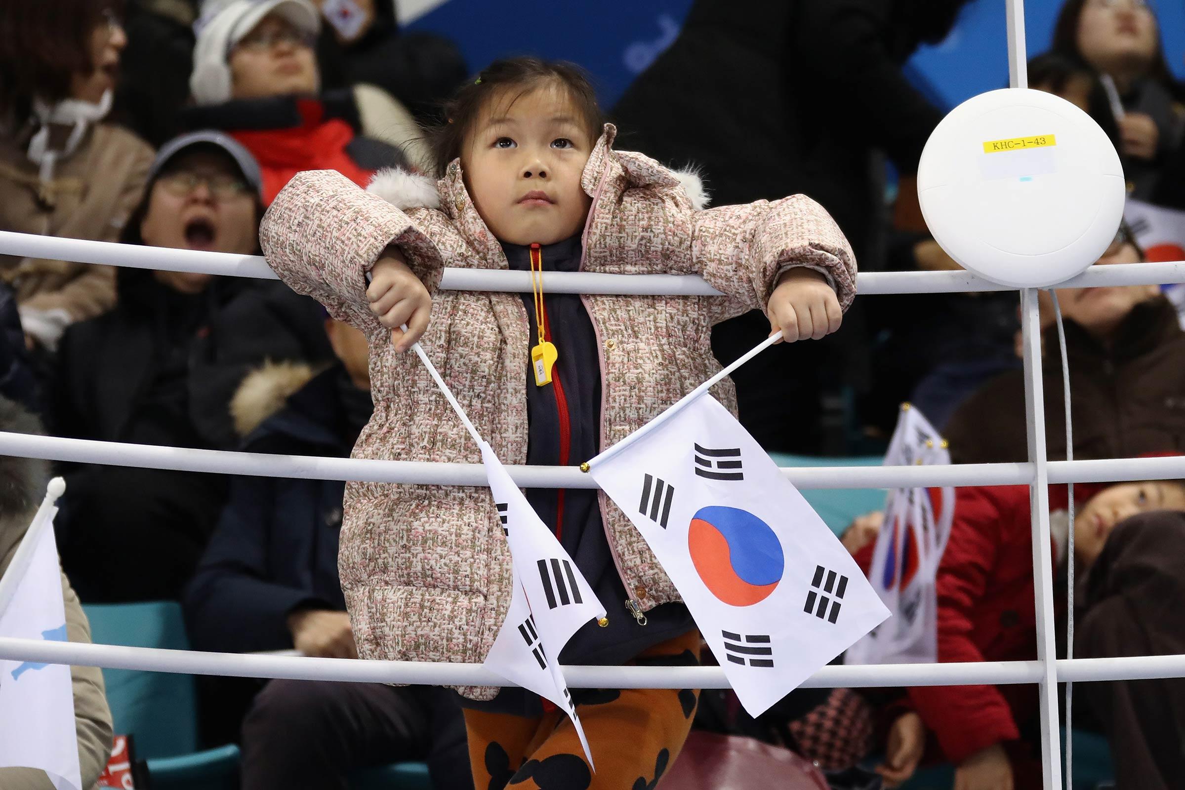 Олімпіада у Південній Кореї