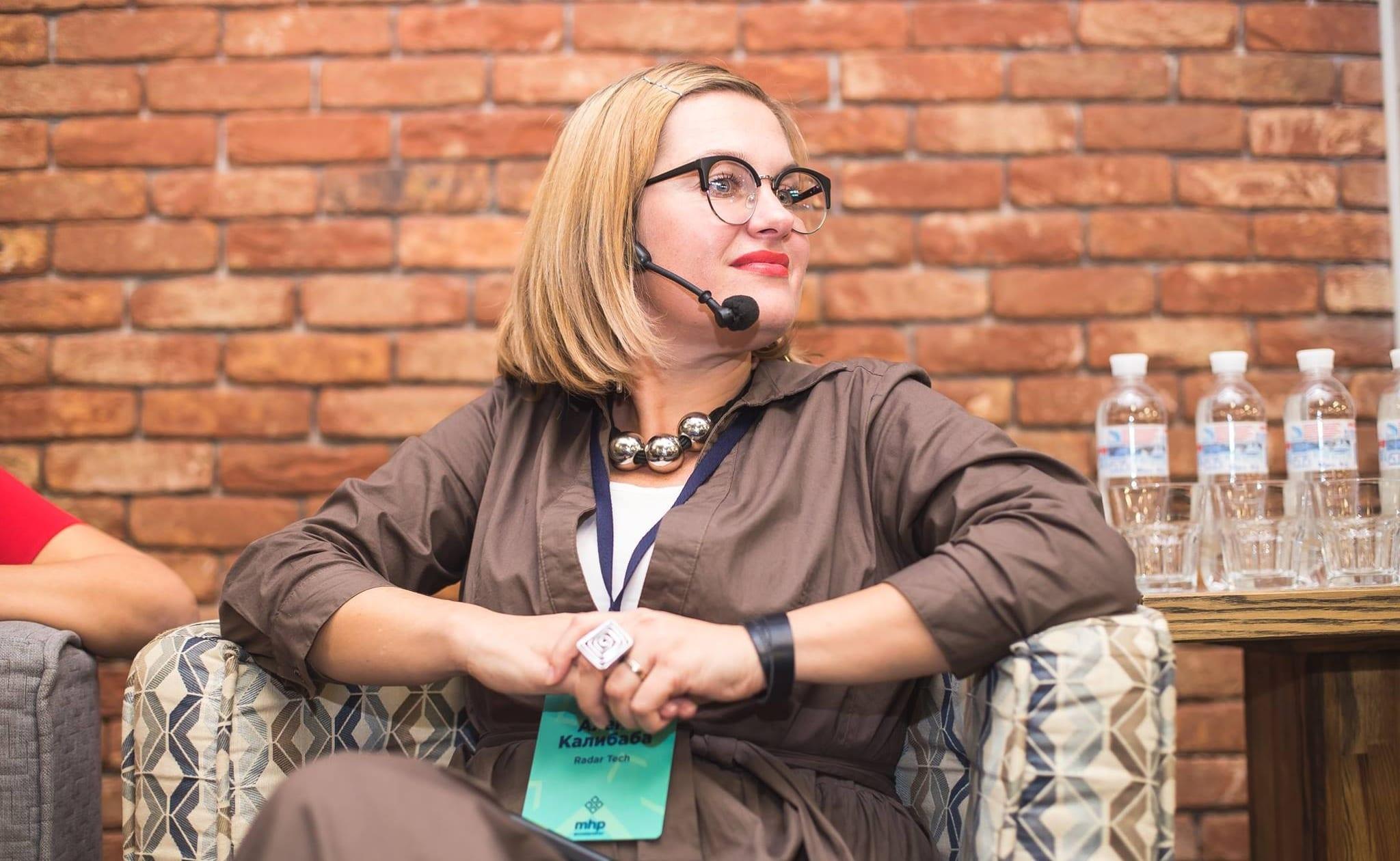 Альона Калібаба, CEO «Часопис» — про мотивування та лідерство