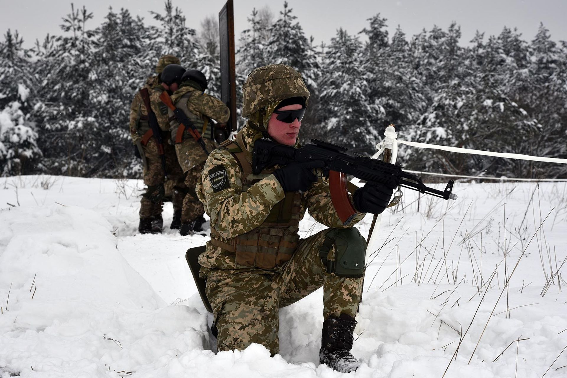«Ловець» диверсантів та автоматизована армія — що нового в ЗСУ