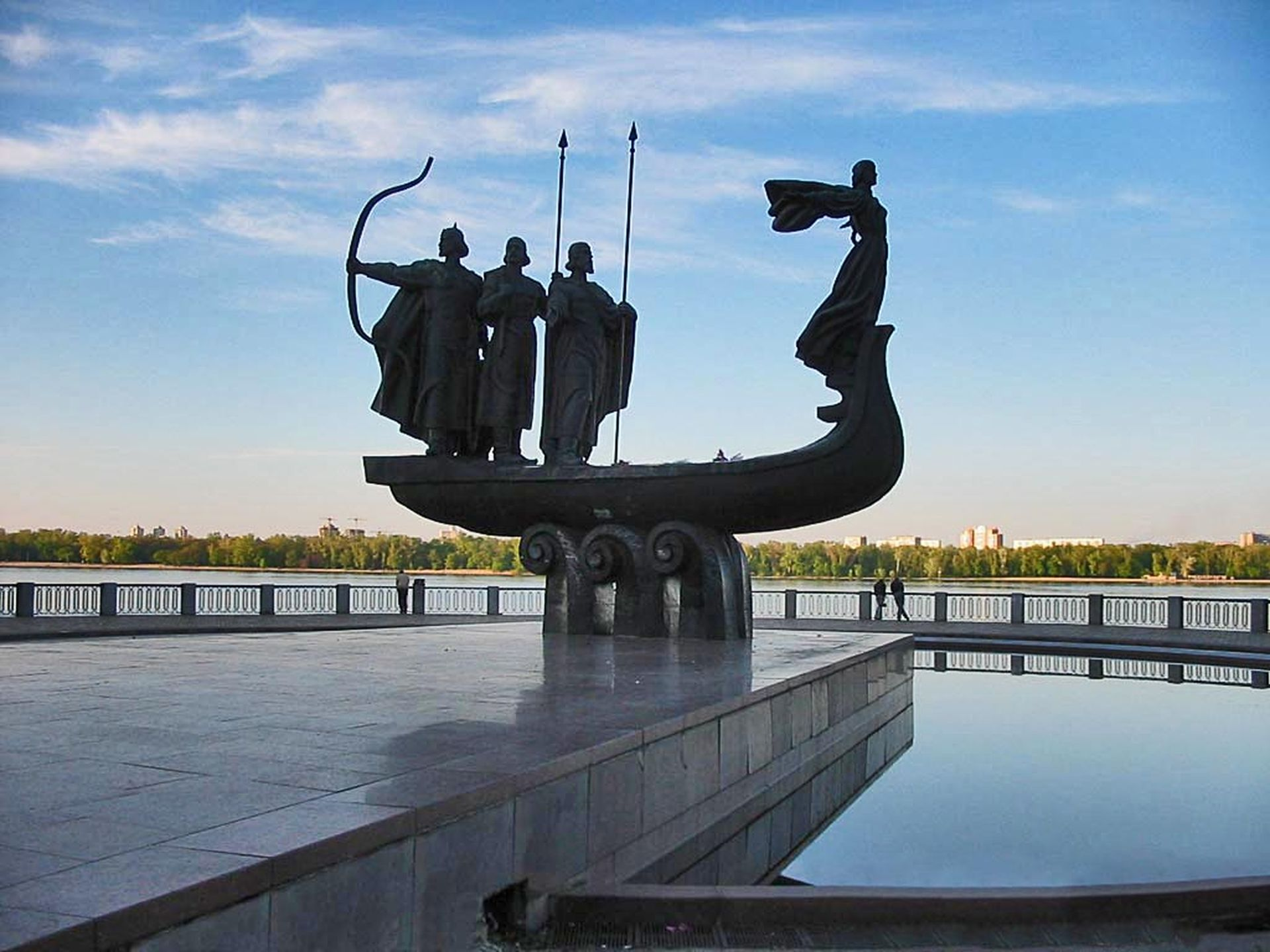 Київ отримав електронну базу історичних пам'яток