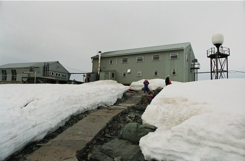 22-riččja vidznačaje jedyna ukraїnśka antarktyčna stancija