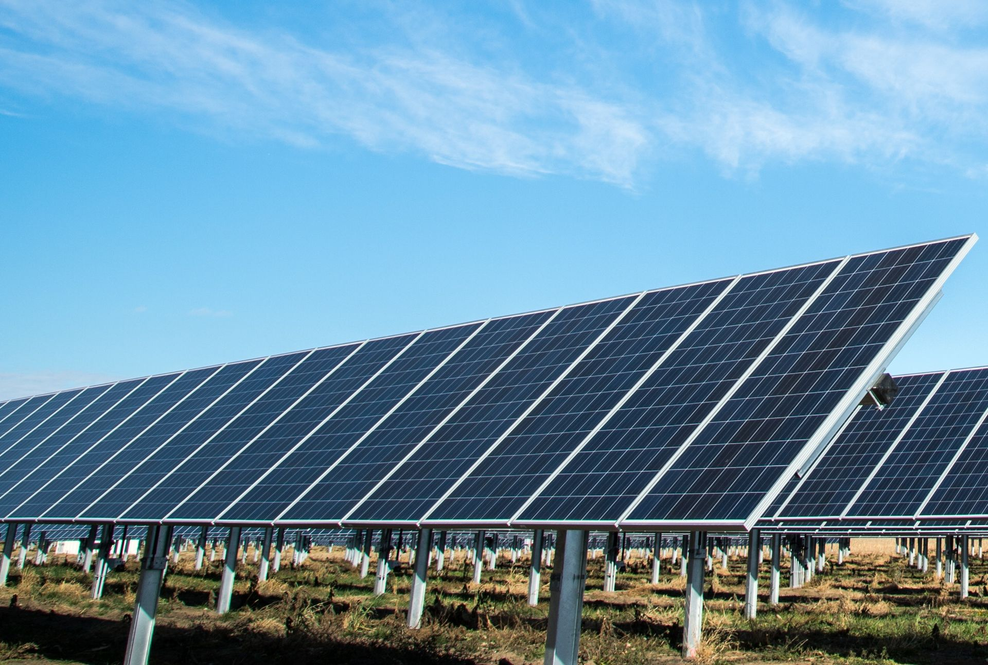 Канадські інвестори збудують на Луганщині сонячну станцію