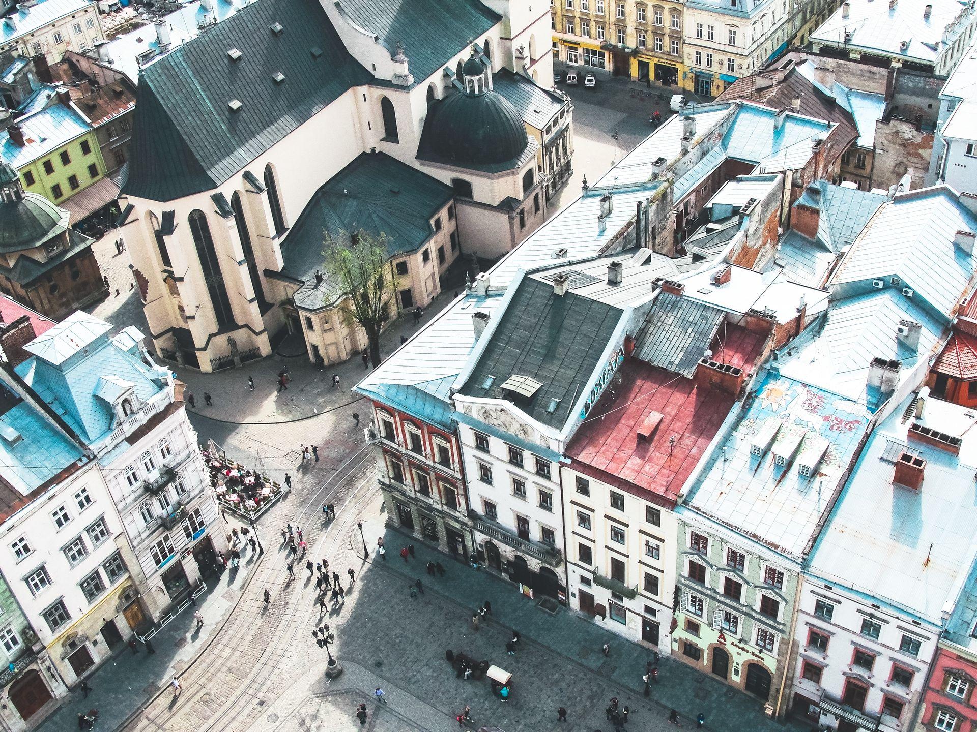 Люди із вадами зору можуть «побачити» Львів