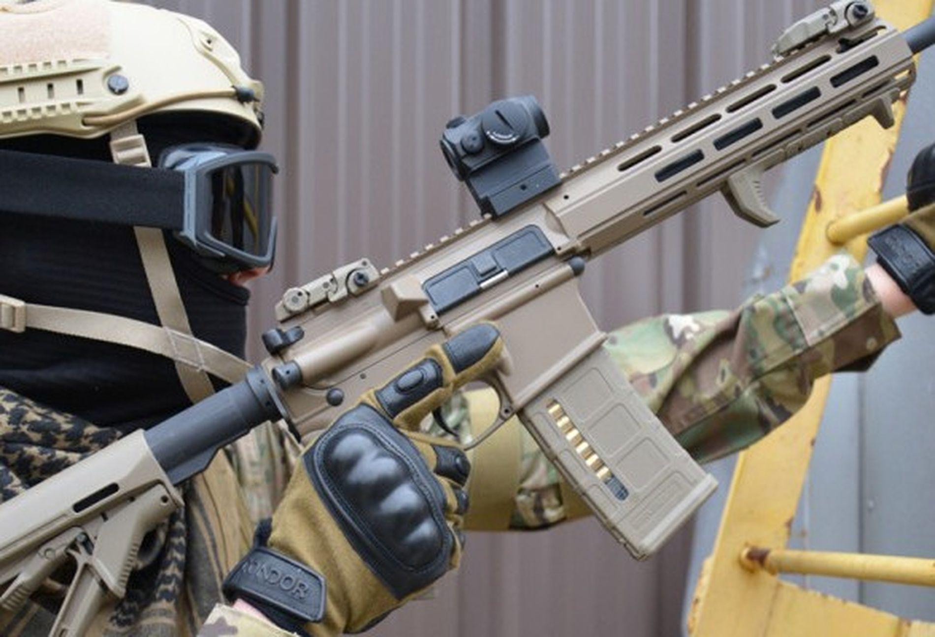 Kanada hoče ozbroїty ukraїnśku armiju svoїmy gvyntivkamy