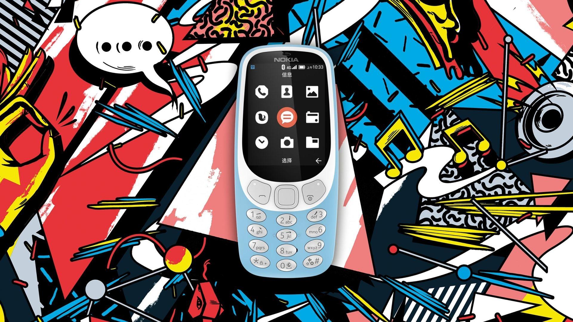 Vyhodyť 4G-versija najvidomišogo telefona Nokia