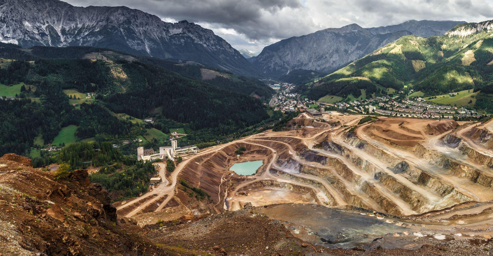 Покинуті шахти перетворюватимуть на сховища енергії