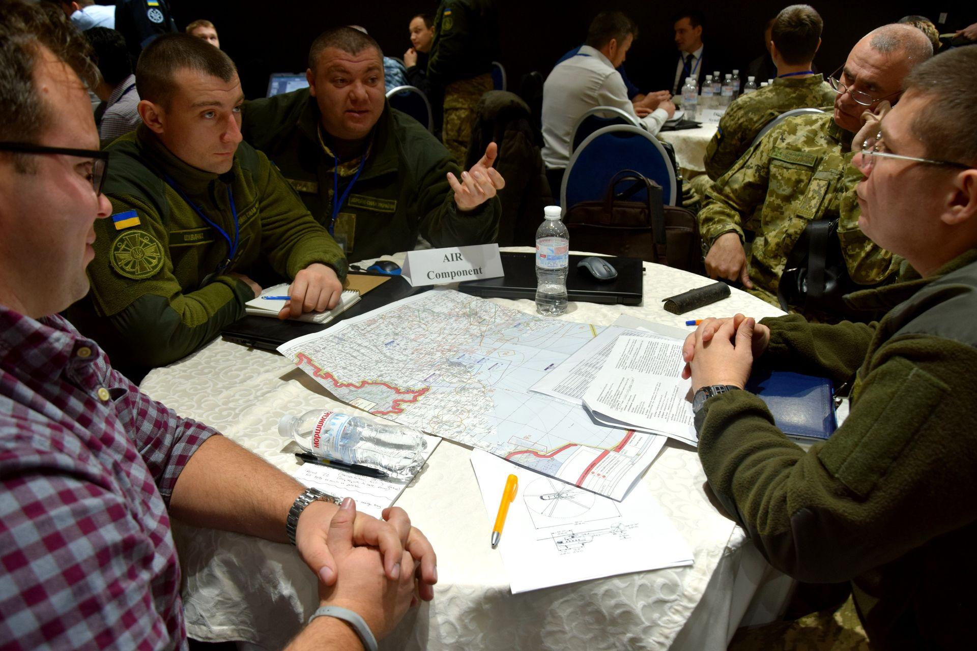 Стартувала підготовка до міжнародних військових навчань Sea Breeze-2018