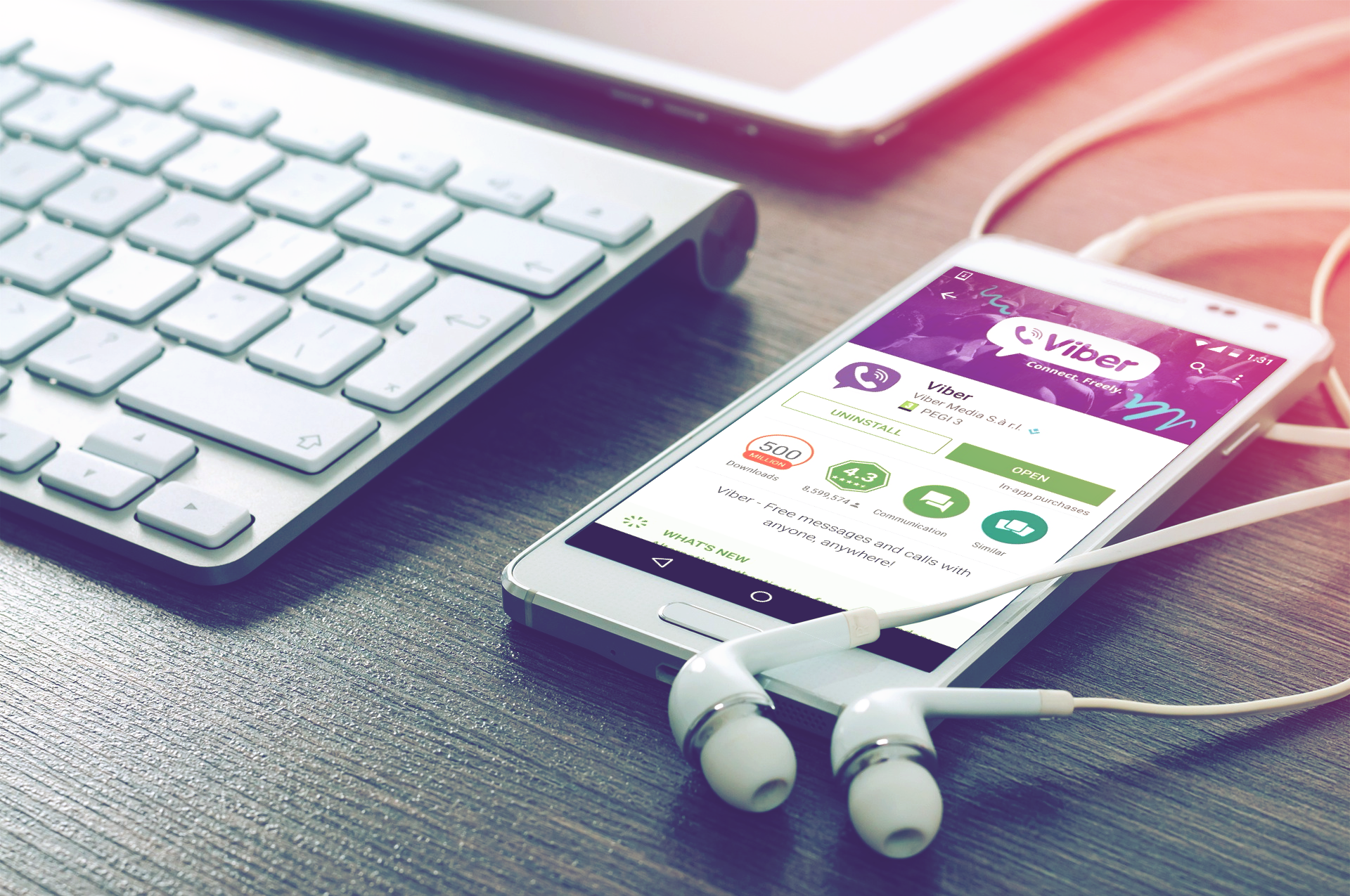 У Viber з'явилися нові функції