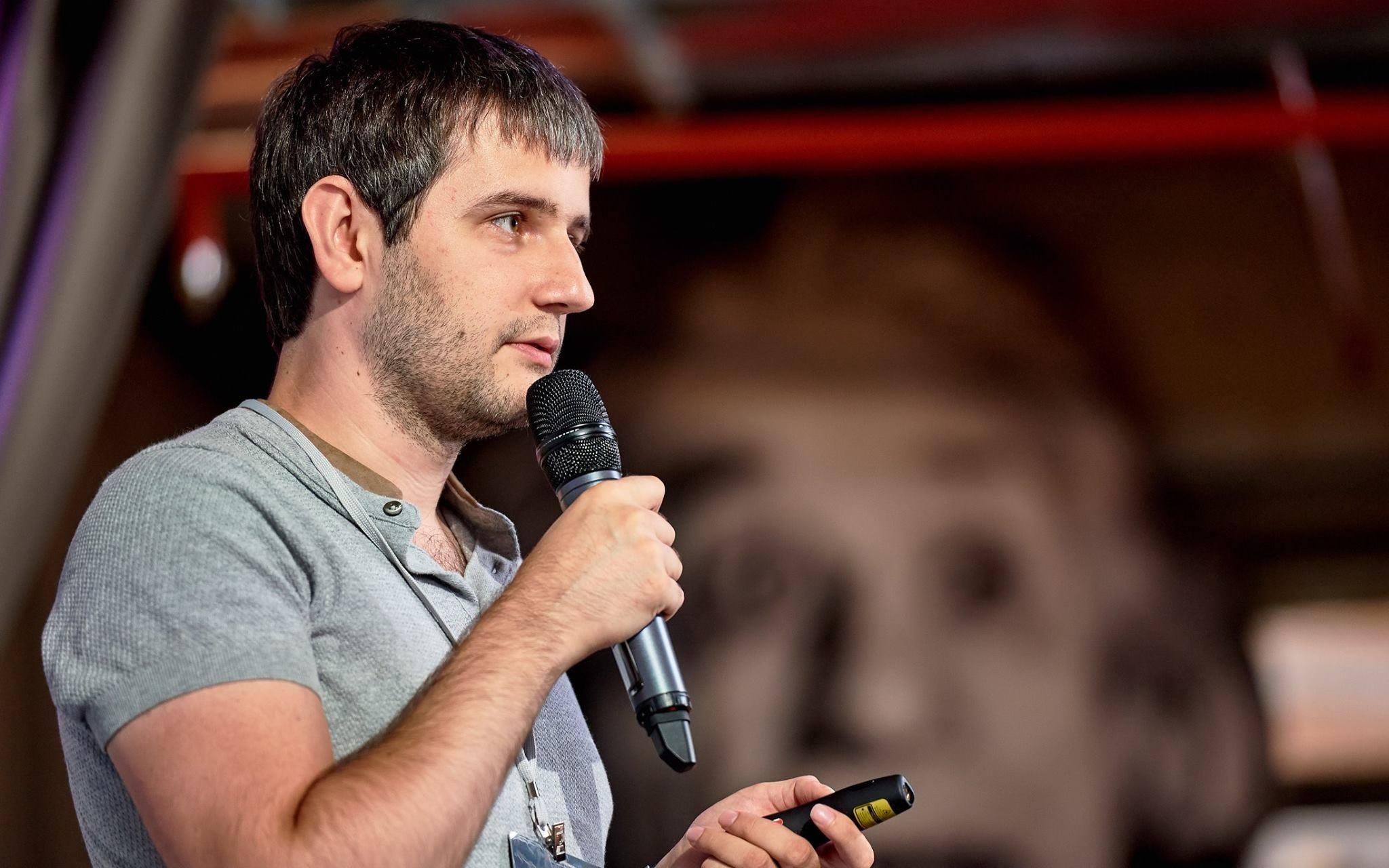 Oleksandr Momot, REMME: «Naše zavdannja — unemožlyvyty kiberataky»
