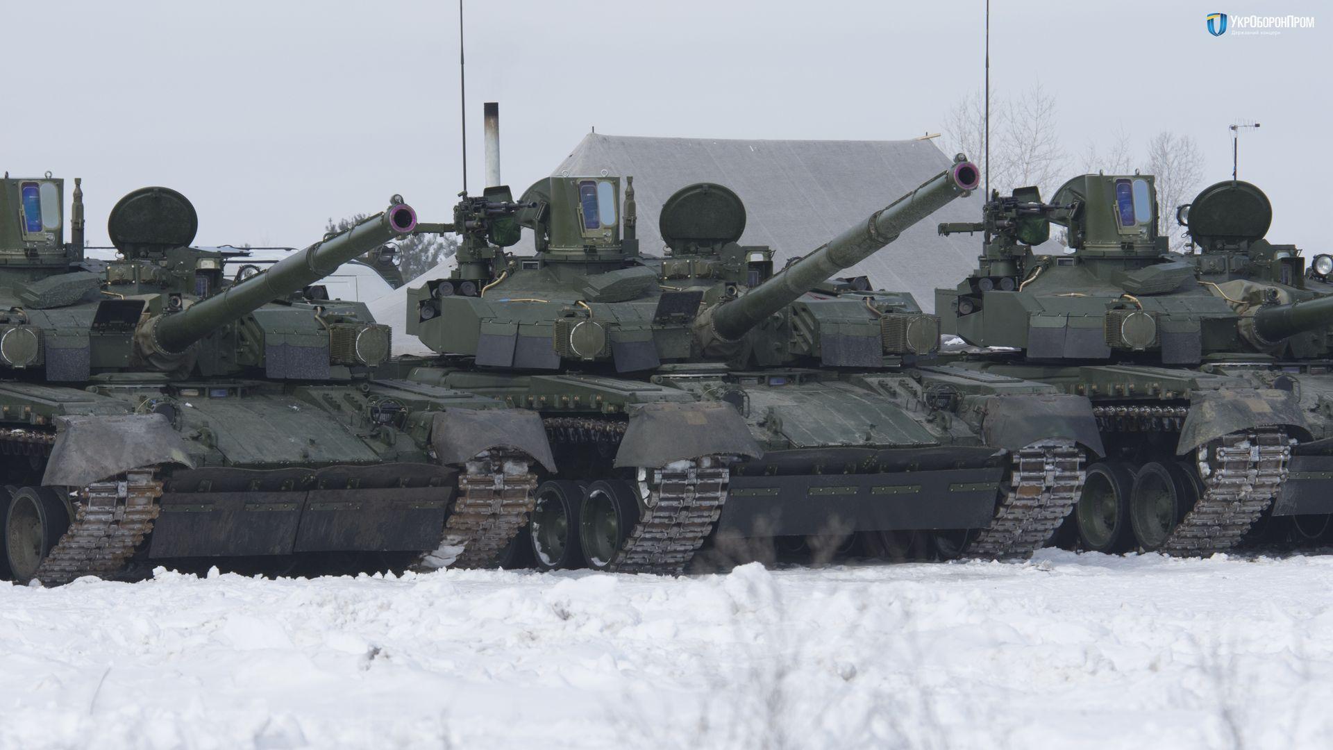 «Укроборонпром» вироблятиме «Оплоти» для ЗСУ