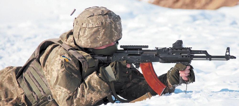 В Україні розпочали підготовку піхотних снайперів