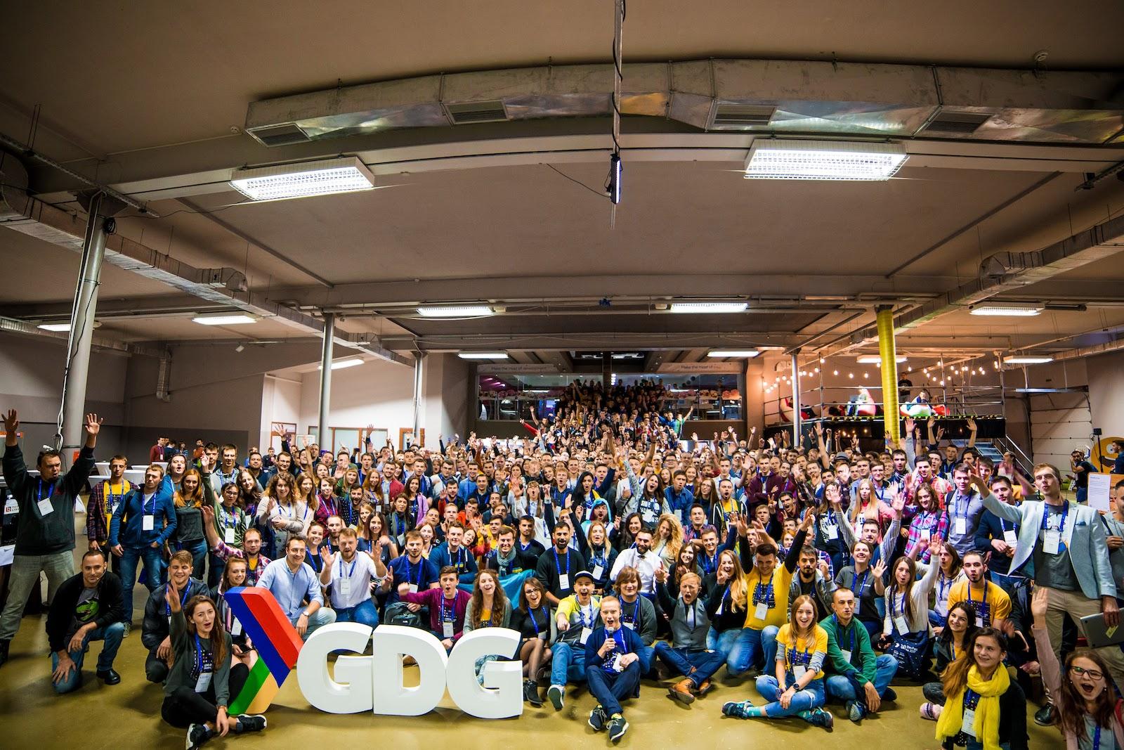 Jak organizuvaty populjarnyj IT-festyvaľ — dosvid GDG DevFest