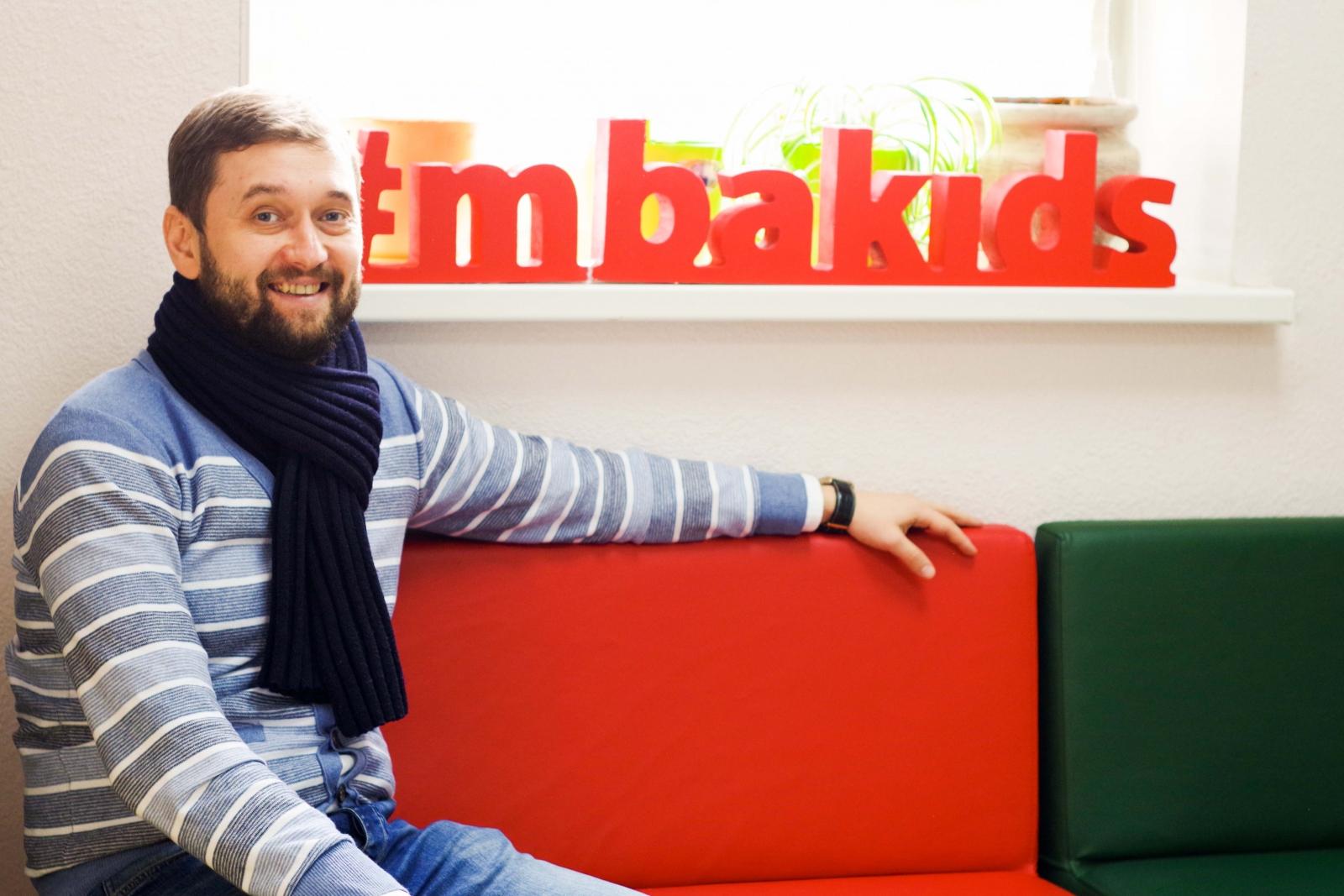 Микола Дориченко, MBA Kids: «Переведіть взаємодію дітей з ґаджетом у конструктив»