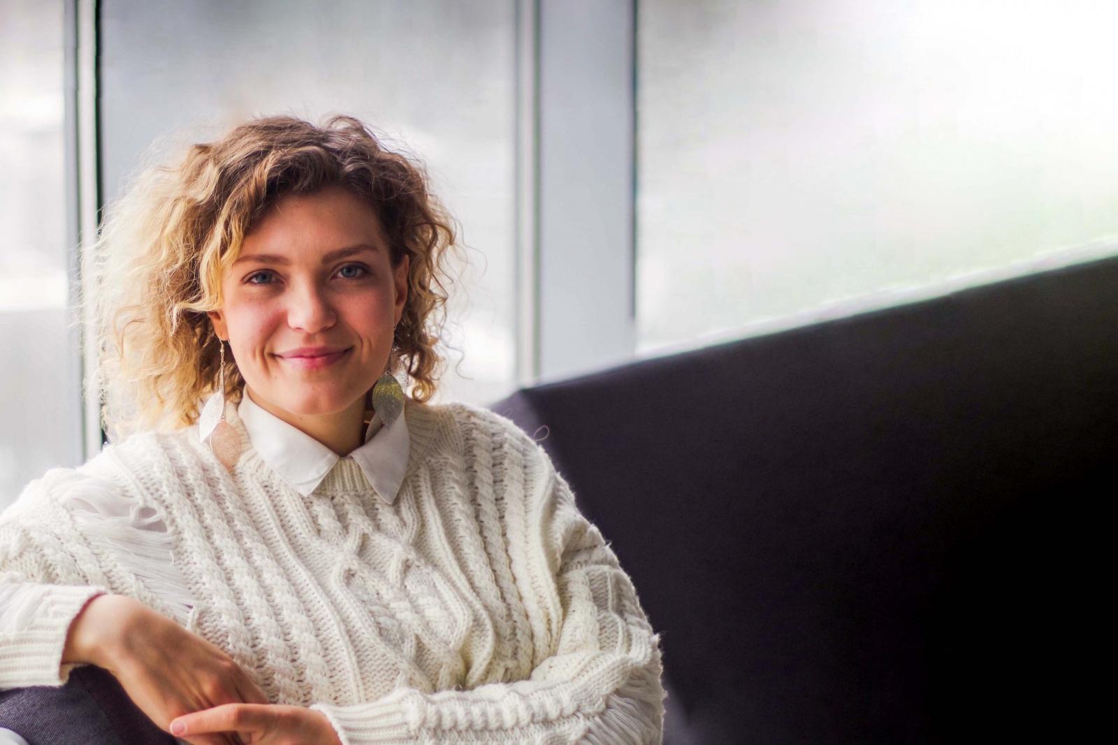 Анастасія Грін, Aura: «У світі — лише 16 тис blockchain-розробників»