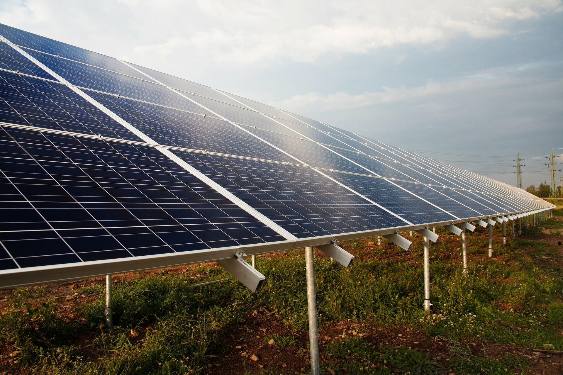 Світова енергокомпанія будує на Черкащині сонячну станцію