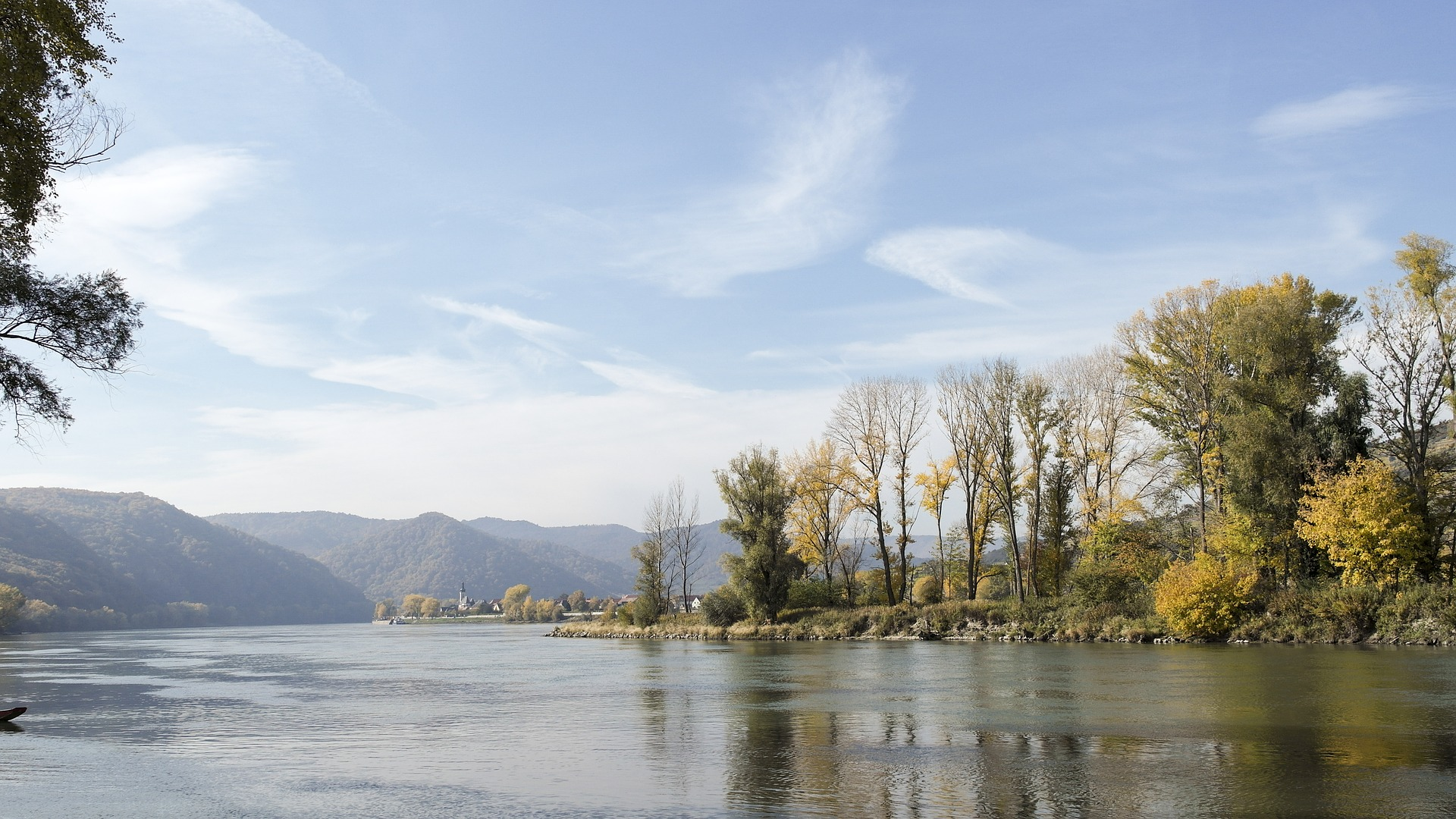 U travni z Odeščyny do Rumuniї možna bude distatysja čerez Dunaj