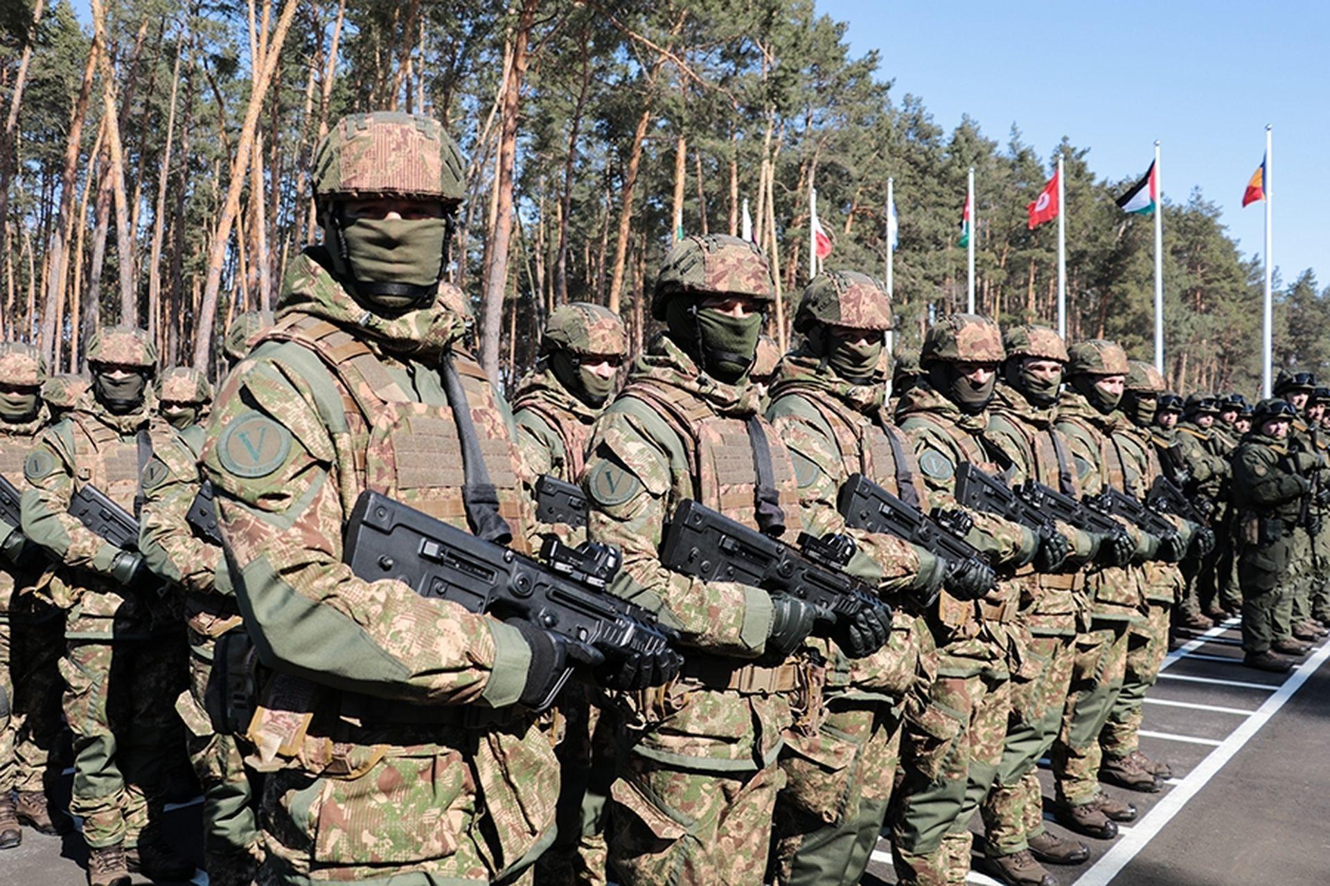 Українська армія за 7 днів: «Оплоти», полігон для ЗСУ та інше