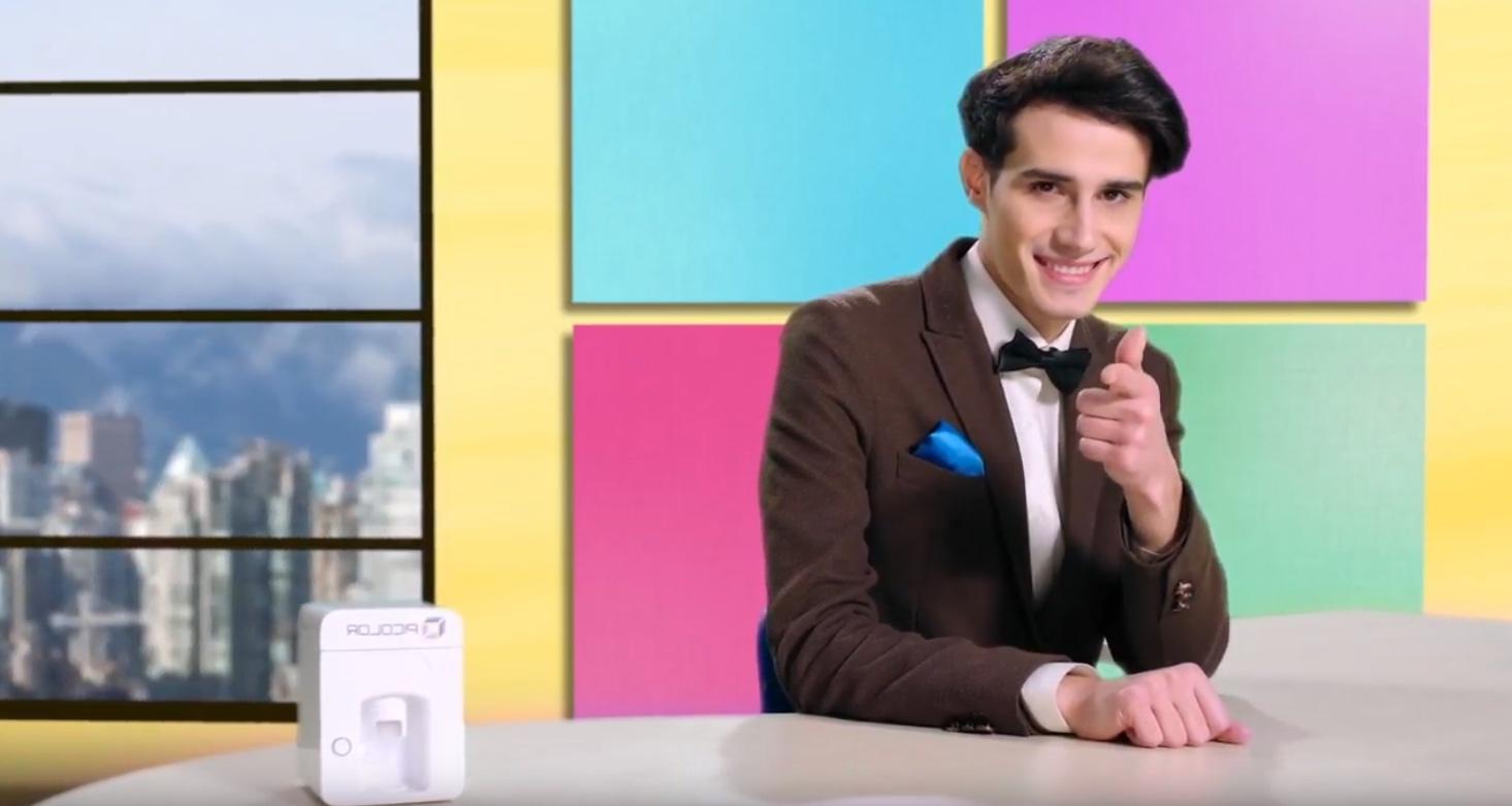 Nezvyčnyj flomaster z Kyjeva zibrav $23 tys na Kickstarter