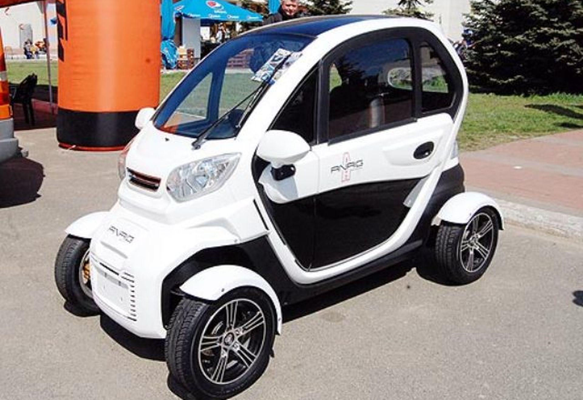 Презентували найдоступніший електромобіль на українському ринку