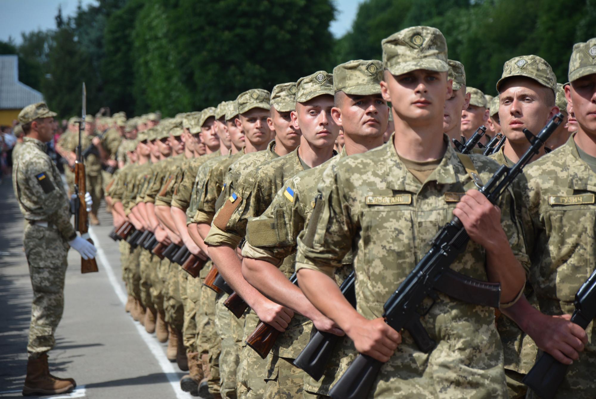 Армія за 7 днів: гелікоптери для кордону та військова поліція за стандартами НАТО