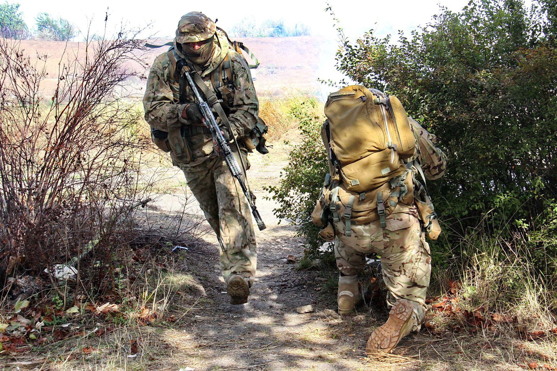 Литовські інструктори долучаються до вишколу української армії
