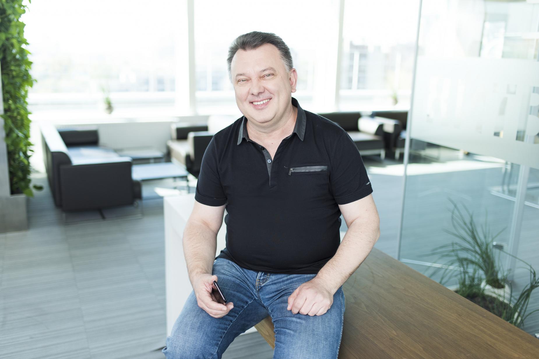 Євген Фрунза, Vodafone: «Ми будуємо із прицілом на розвиток 5G»