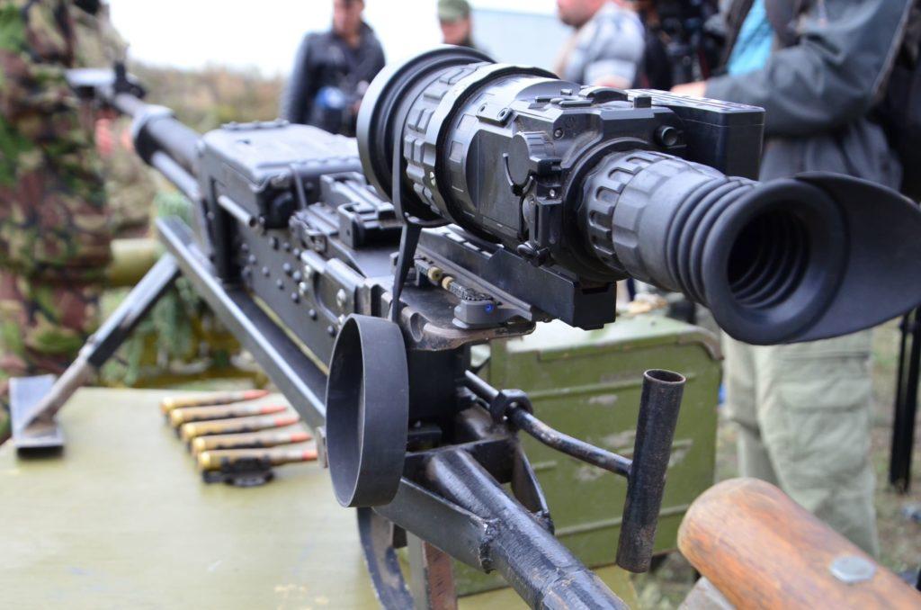 США нададуть Україні снайперське озброєння