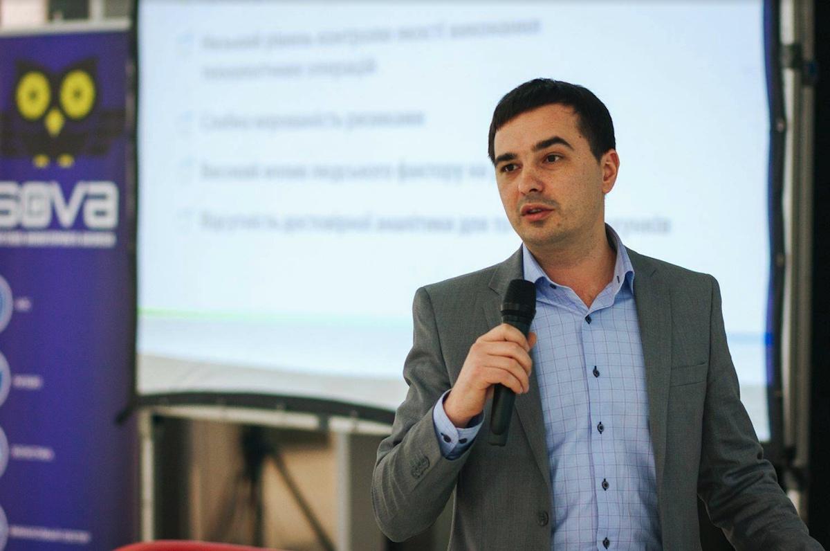 Forland — Денис Глушко, співзасновник, директор з розвитку бізнесу