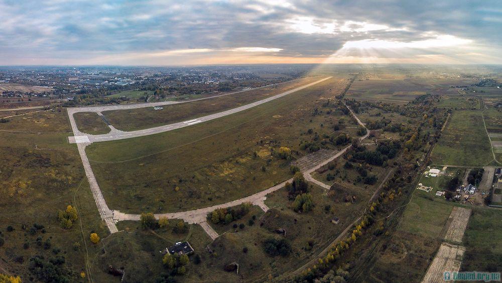 На Волині розбудовують аеродром для авіабригади