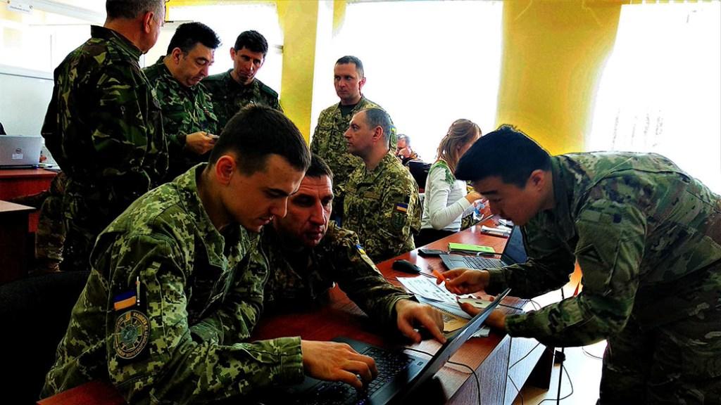 14 країн з'їдуться в Україну на міжнародні військові навчання