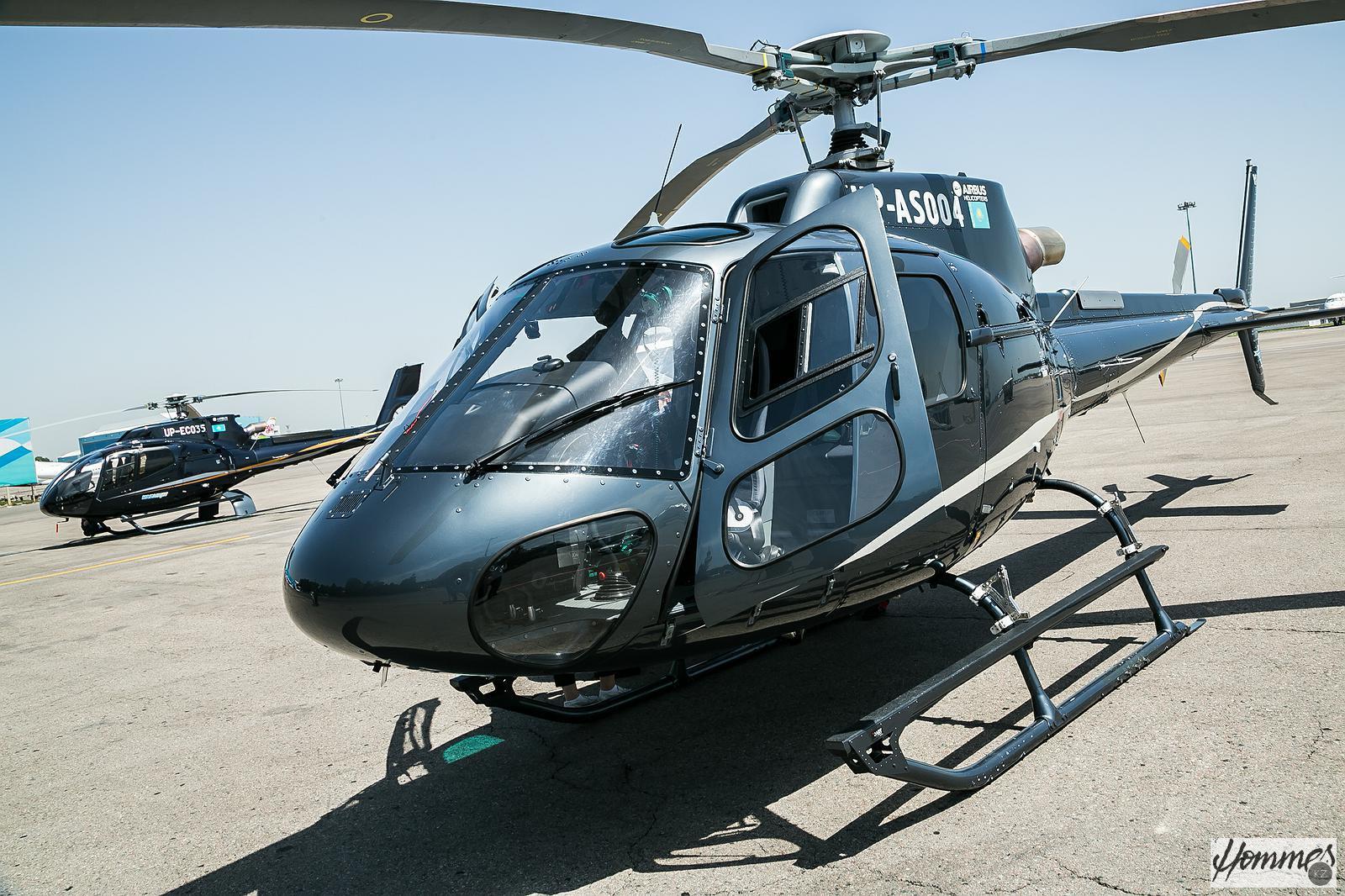 Прикордонники отримають вертольоти«Airbus Helicopters»