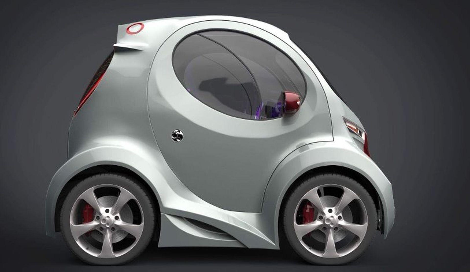 Представили український електромобіль Kugel
