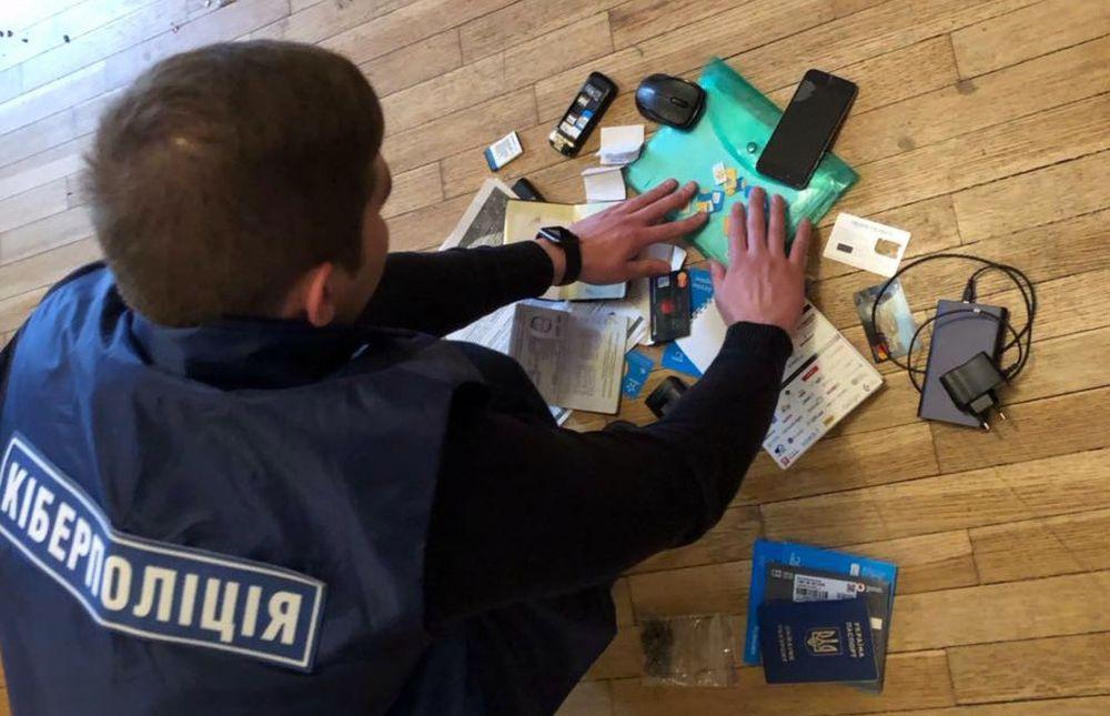 Киянин зламував персональні сторінки українців у сомережах: затримали