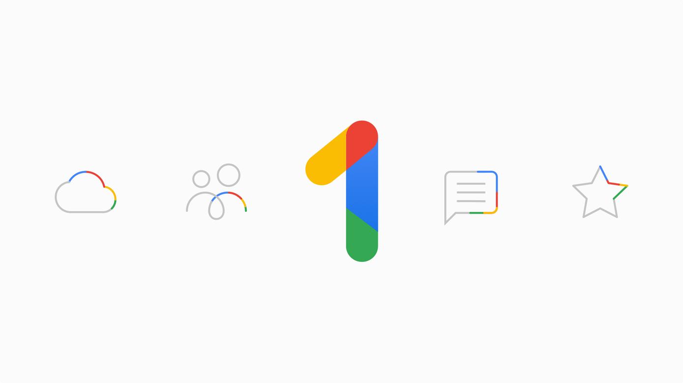 Rebrendyng Google: Dyskovyj servis kompaniї zminyť nazvu ta taryfy