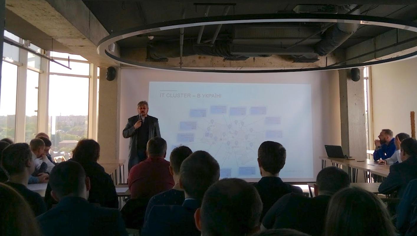 Технопарк, IT-кластер чи все одразу — як у Вінниці збираються розвивати IT