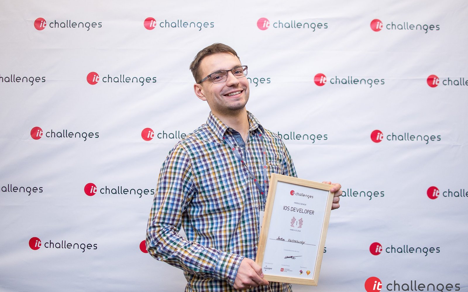 Як український iOS-розробник виграв відкритий чемпіонат Європи