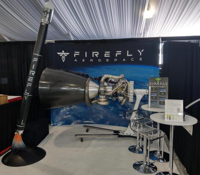 Ukraїneć zapuskatyme vlasni rakety iz amerykanśkogo kosmodromu