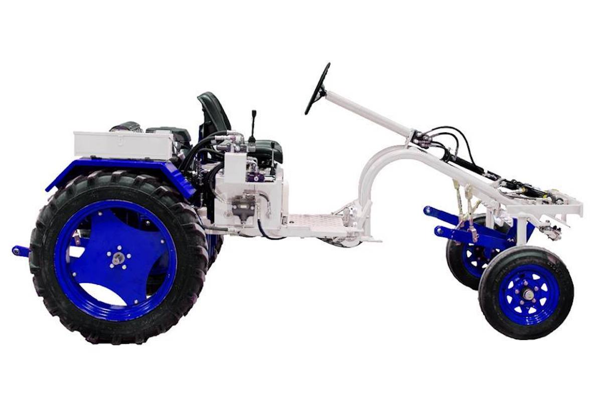 В Україні виготовлятимуть американські малогабаритні трактори